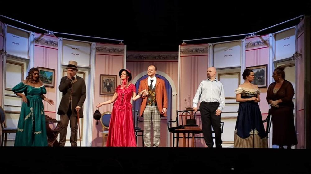 foto Gruppo Teatrale IL CANOVACCIO