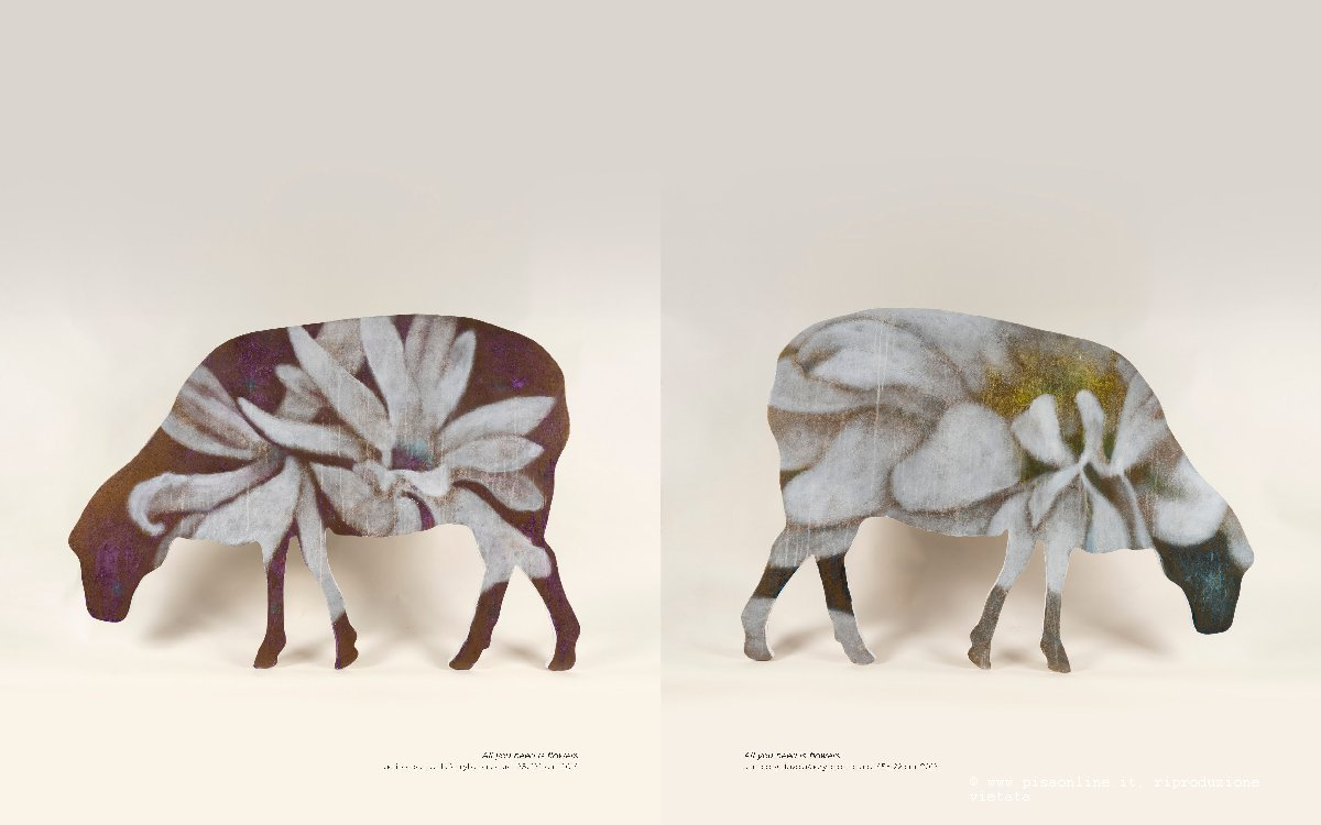 SHEEP ART Forme d'Arte Formaggi