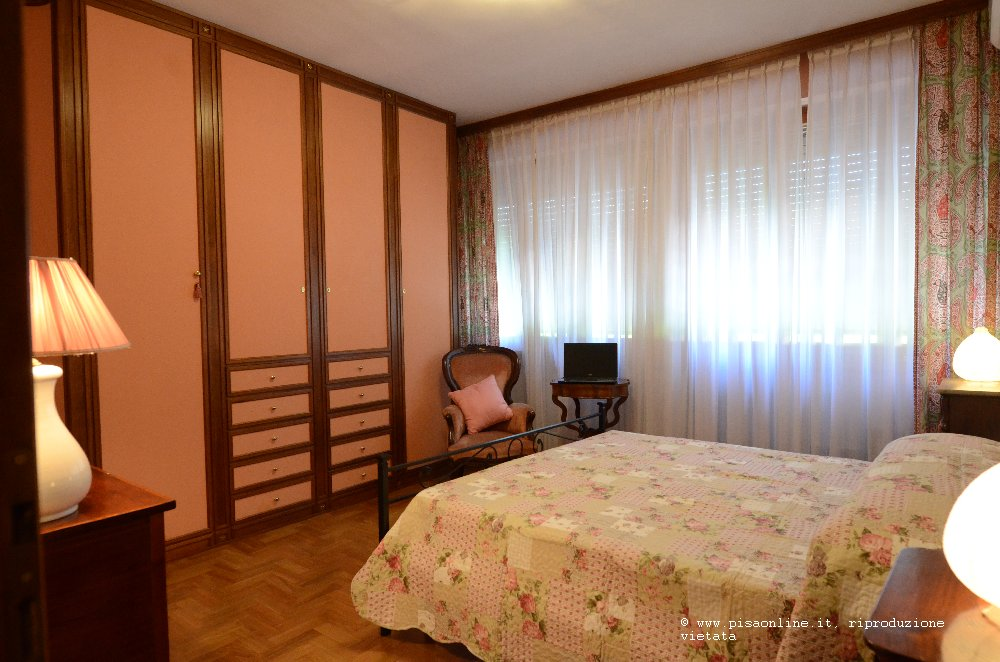 camera rosa Bed and Breakfast PISA RELAIS