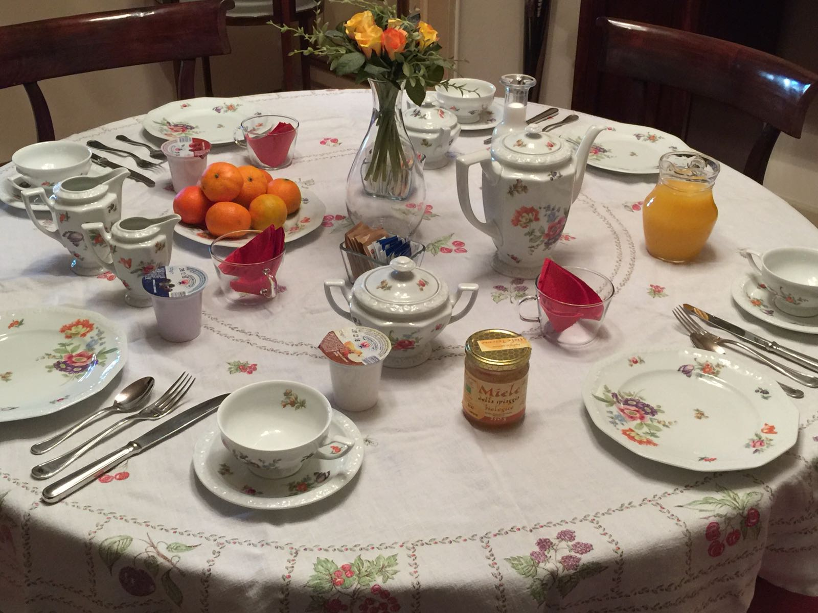 colazione Bed and Breakfast PISA RELAIS