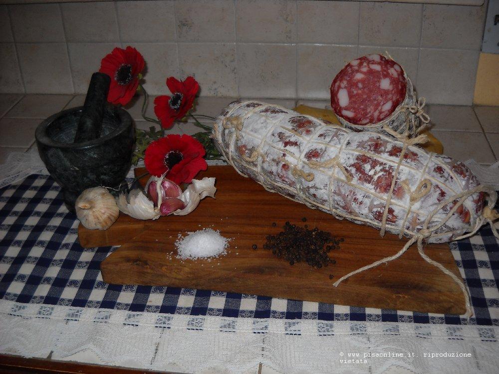 Salame_corda Tutto Toscano Salumi