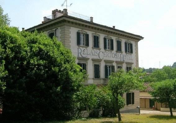 foto Bettoja Hotel Relais Certosa Firenze