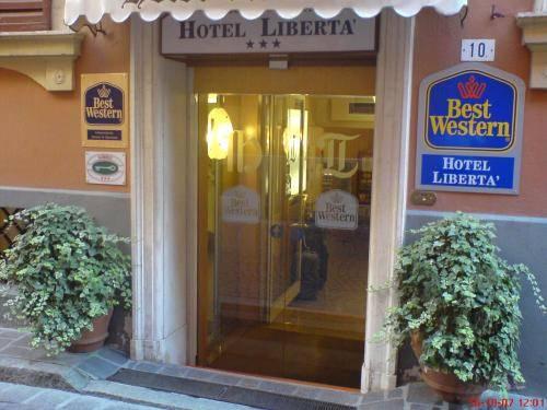 BEST WESTERN HOTEL LIBERT�