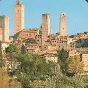 SAN GIOVANNI 121 (Le vie del latte Forme d'Arte)San Gimignano