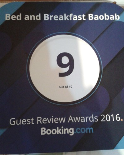 top Bed and Breakfast BAOBAB