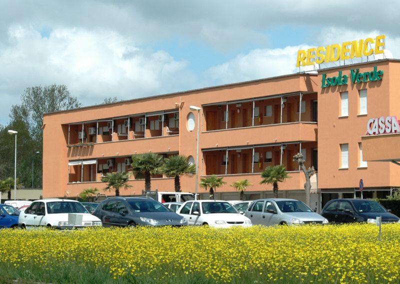 top Residence ISOLA VERDE, Cisanello Pisa