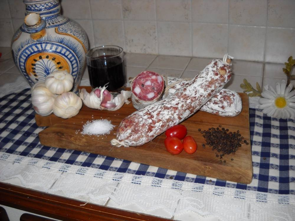 top Tutto Toscano Salumi